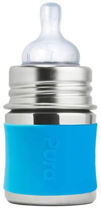 PURA STAINLESS Stainless Steel Aqua Infant Feeding Bottle