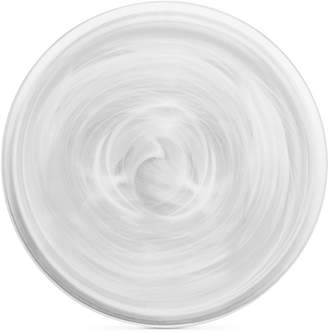 Martha Stewart Collection Swirl Glass Platter, Created for Macy's