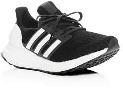 adidas Boys' Ultraboost Primeknit Lace Up Sneakers - Big Kid