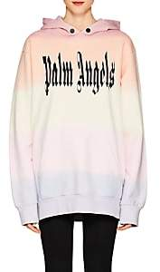 Palm Angels Women's Logo Cotton Hoodie