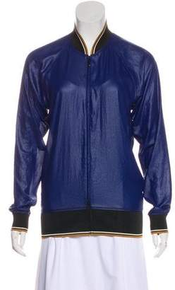 Barbara Bui Lightweight Bomber Jacket w/ Tags