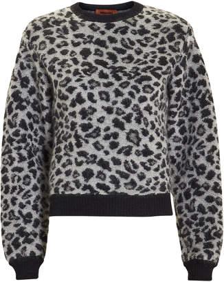 Missoni Leopard Pullover
