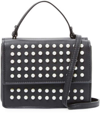 Deux Lux All Over Pearl Crossbody