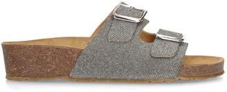 Carvela Sasha Double-Buckle Sandals