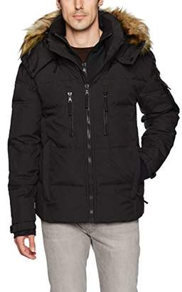 S13 Men's Tundra Quilted Down Jacket
