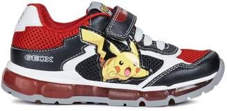 Geox Kid's Pokemon Pikachu Android Sneakers