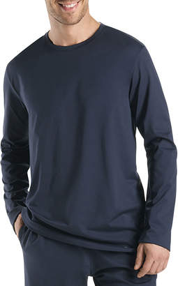 Hanro Night & Day Long-Sleeve Shirt