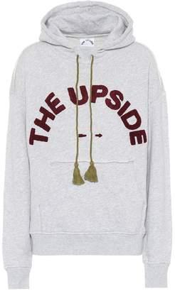 The Upside Free Spirit cotton hoodie