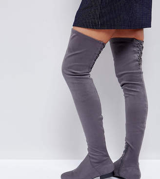 f4b9ab07a5b Asos Over The Knee Boots For Women - ShopStyle UK