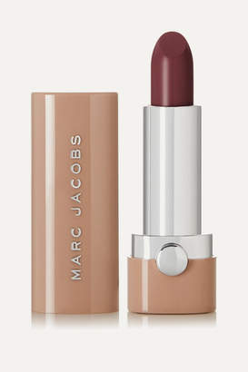 Marc Jacobs Beauty - New Nudes Sheer Gel Lipstick - May Day 158 $30 thestylecure.com