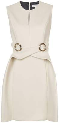 DELPOZO crossover o-ring dress