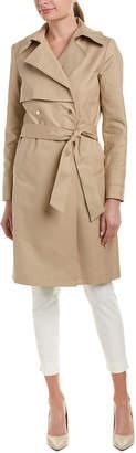 Trina Turk Brystl Trench Coat