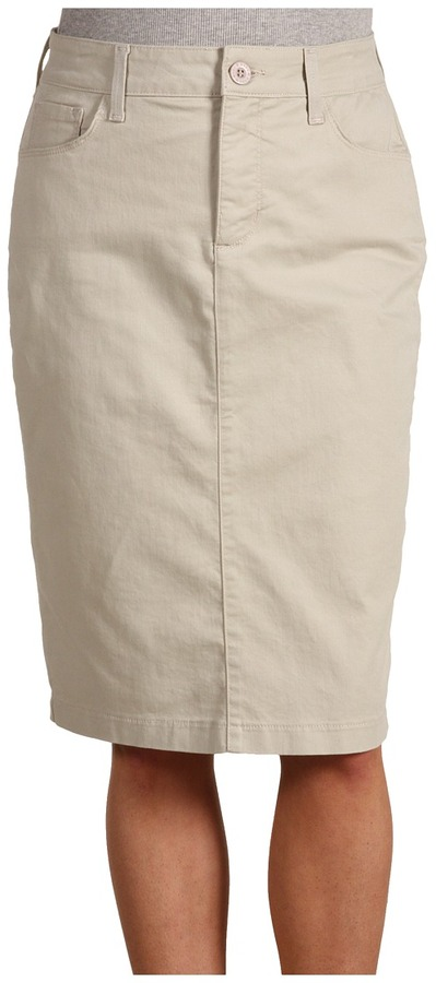 Not Your Daughters Jeans  Cargo Skirt Chino