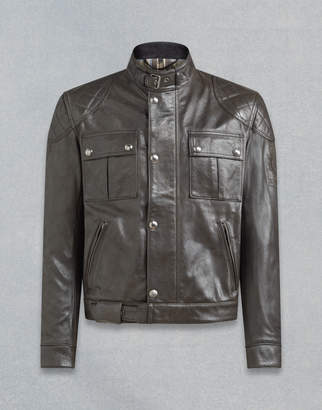 Belstaff Brooklands Motorcycle Jacket