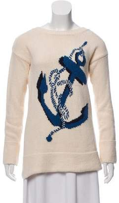 Stella McCartney Long Sleeve Knit Sweater