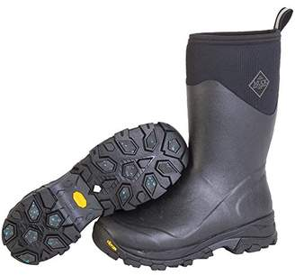 Muck Boot Muck Arctic Ice Extreme Conditions Mid-Height Rubber Men's Winter Boots with Arctic Grip Outsole