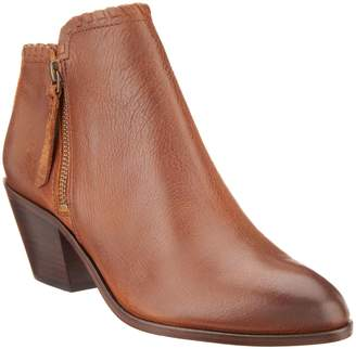 Frye & Co. & co. Leather Side Zip Booties - Cody