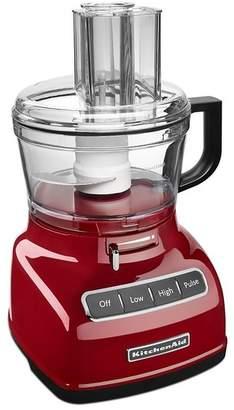 KitchenAid Empire Red 7 Cup Food Processor