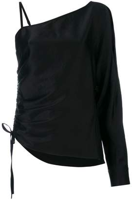Alexander Wang asymmetric blouse