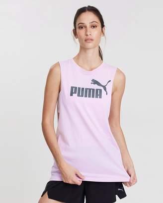 Puma Cut Off Boyfriend Tank