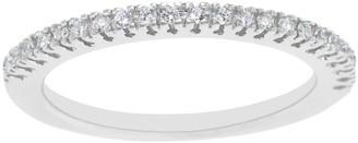 Affinity Diamond Jewelry Affinity 1/8 cttw Diamond Band Ring, 14K Gold