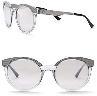 Versace Women's 53mm Round Rock Icons Sunglasses