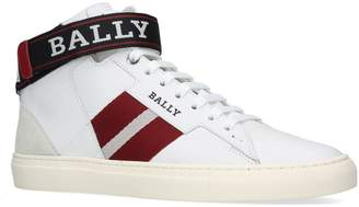Bally Heros High-Top Sneakers