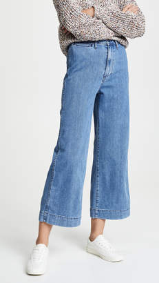 c142bce0b6c2e Madewell Women s Cropped Jeans - ShopStyle