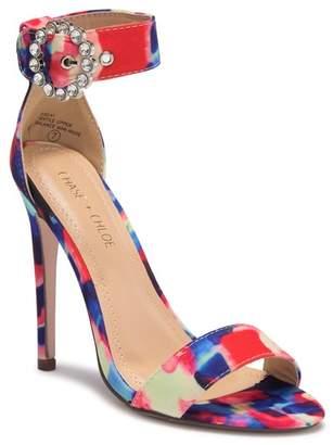 Chloé Chase & Gigi Stiletto Heel Sandal