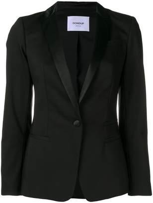Dondup single button blazer