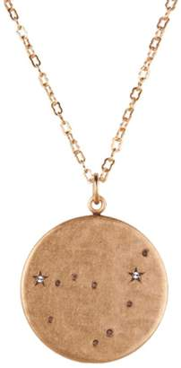 Beaucoup Designs Capricorn Constellation Necklace