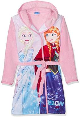 Disney Girls' 163892 Bathrobe (Rose)