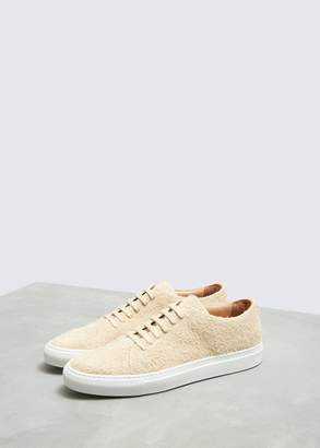 Common Projects Suede Court Low Sneaker