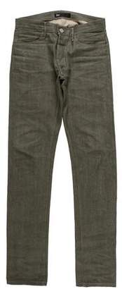 3x1 NYC Flat Front Skinny Jeans
