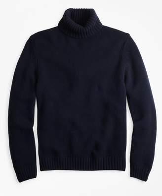 Brooks Brothers (ブルックス ブラザーズ) - 【オンライン限定SALE】ウール/カシミヤ タートルネックセーター