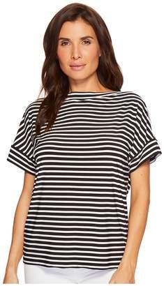 Lauren Ralph Lauren Striped Jersey T-Shirt Women's T Shirt