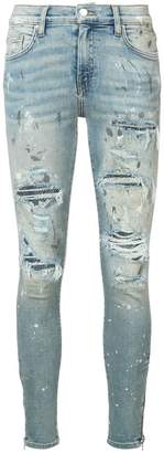 Amiri Crystal Painter jeans