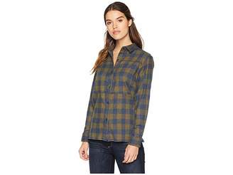 Hurley Long Sleeve Wilson Flannel Top