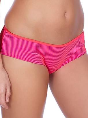 Freya Swimsuit Shorty Horizon Pink - Color - PINK, Size - S