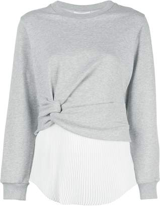 3.1 Phillip Lim twisted layered top