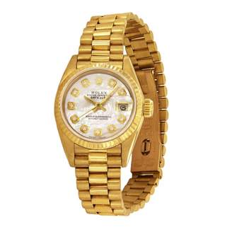 Rolex Vintage Lady DateJust 26mm Gold Yellow gold Watches