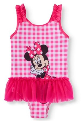 3fbe821810 Minnie Mouse Tutu 1pc Swimsuit (Toddler Girls)