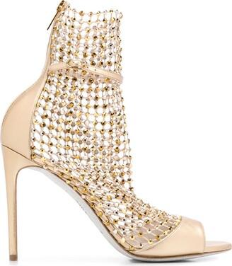 Rene Caovilla Galaxia stiletto sandals