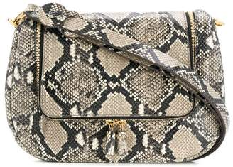 Anya Hindmarch Vere soft satchel in python print