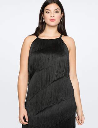 Fringe Easy Dress