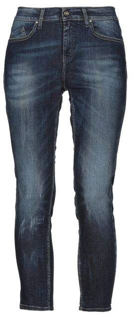 40BLUES Denim trousers