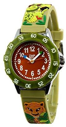Baby Watch (ベビー ウォッチ) - ベビーウォッチ babywatch ザップ ジャングル クオーツ 腕時計 ZAP014 オリーブ