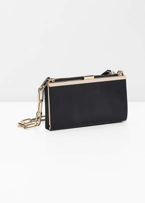 And other stories Short Chain Crossbody Bag