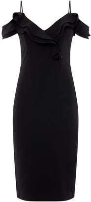 Bardot Strappy mini bodycon dress