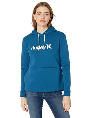 Hurley Junior's One & Only Fleece Hoodie Pullover Sweatshirt
